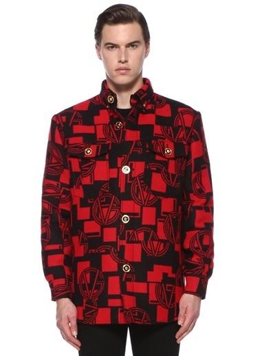 Versace Mont Kırmızı